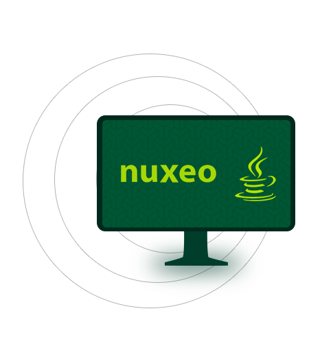 Nuxeo GWT Front end